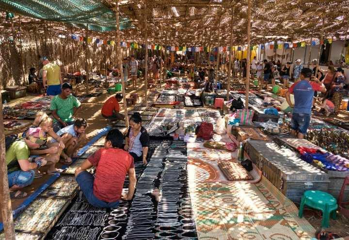 Anjuna flea markt